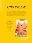 Kitty the Cat Soft Toy Pattern - eBook
