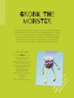 Gronk the Monster Soft Toy Pattern - eBook