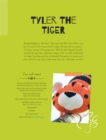 Tyler the Tiger Soft Toy Pattern - eBook