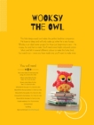 Wooksy the Owl Soft Toy Pattern - eBook