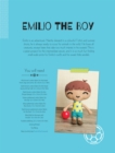 Emilio the Boy Soft Toy Pattern - eBook
