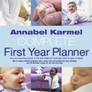 Annabel Karmel's Complete First Year Planner - eBook
