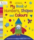 My Book of Numbers, Shapes and Colours - eBook