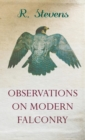 Observations on Modern Falconry - eBook