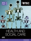 BTEC First Award Health and Social Care Student Book - Book
