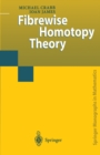 Fibrewise Homotopy Theory - eBook