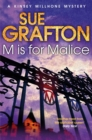 M is for Malice - Book
