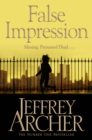 False Impression - Book
