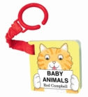 Baby Animals Shaped Buggy Book - Book
