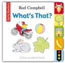 What's That? - Book