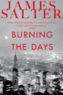 Burning the Days - Book