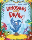 Dinosaurs Don't Draw - Book