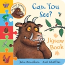 My First Gruffalo: Can You See? Jigsaw Book - Book