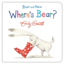 Bear and Hare: Where's Bear? - Book