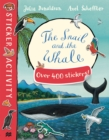 The Snail and the Whale Sticker Book - Book
