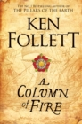 A Column of Fire - Book