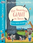 The Smartest Giant in Town Sticker Book - Book