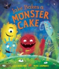 Jake Bakes a Monster Cake - Book