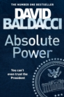 Absolute Power - Book