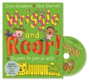 Wriggle and Roar! : Book and CD Pack - Book