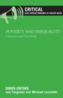 Poverty and inequality - Book