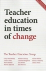 Teacher education in times of change - Book