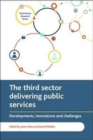 The third sector delivering public services : Developments, innovations and challenges - Book