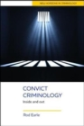 Convict criminology : Inside and out - Book