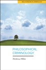 Philosophical criminology - eBook