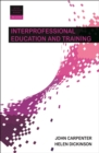 Interprofessional education and training 2e - eBook