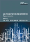 Age-friendly cities and communities : A global perspective - Book
