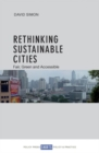Rethinking sustainable cities : Accessible, green and fair - Book