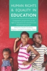 Human rights and equality in education : Comparative perspectives on the right to education for minorities and disadvantaged groups - Book