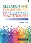 Research & evaluation for busy students and practitioners 2e : A time-saving guide - eBook