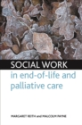 Social work in end-of-life and palliative care - eBook