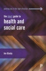 The short guide to health and social care - eBook
