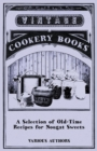 A Selection of Old-Time Recipes for Nougat Sweets - eBook
