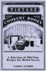 A Selection of Old-Time Recipes for Boiled Sweets - eBook