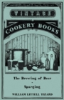 The Brewing of Beer: Sparging - eBook