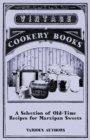 A Selection of Old-Time Recipes for Marzipan Sweets - eBook