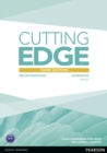 Cutting Edge 3rd Edition Pre-Intermediate Workbook with Key - Book