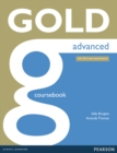 Gold Advanced Coursebook - Book