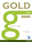 Gold First New Edition Teacher's Book : Industrial Ecology - Book