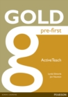 Gold Pre-First Active Teach - Book