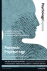 Psychology Express: Forensic Psychology (Undergraduate Revision Guide) - Book
