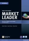 Market Leader 3rd Edition Upper Intermediate Coursebook with DVD-ROM and MyLab Access Code Pack - Book