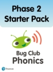 Bug Club Phonics Phase 2 Starter Pack (24 books) - Book