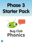 Phonics Bug Phase 3 Starter Pack - Book