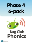 Bug Club Phonics Phase 4 6-pack (120 books) - Book