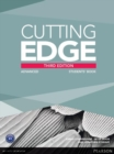CUTTING EDGE ADVANCED       3E STUDENT BOOK W/DVD   793680 - Book